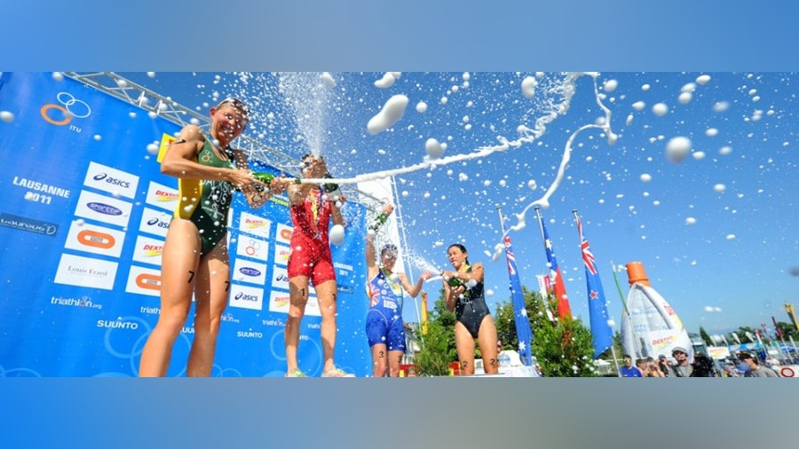 Watch the 2011 Season Review show now on triathlonlive.tv