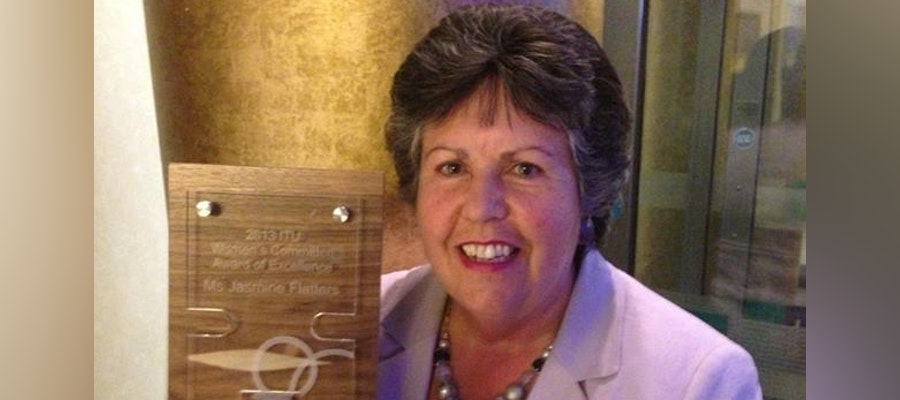 Women's Committee Award of Excellence: the legendary figures honoured so far