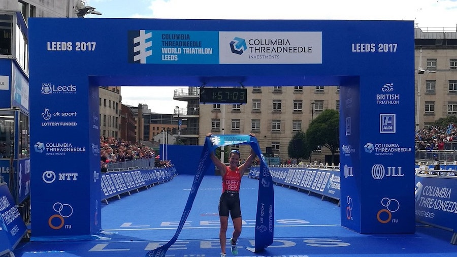 Flora Duffy earns back-to-back WTS win in Leeds | ETU - European
