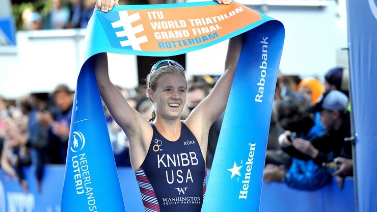 Taylor Knibb repeats Junior World Title in Rotterdam