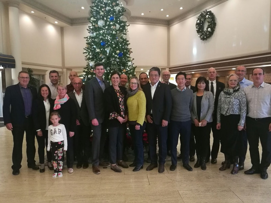 ITU's Executive Board meets in Edmonton