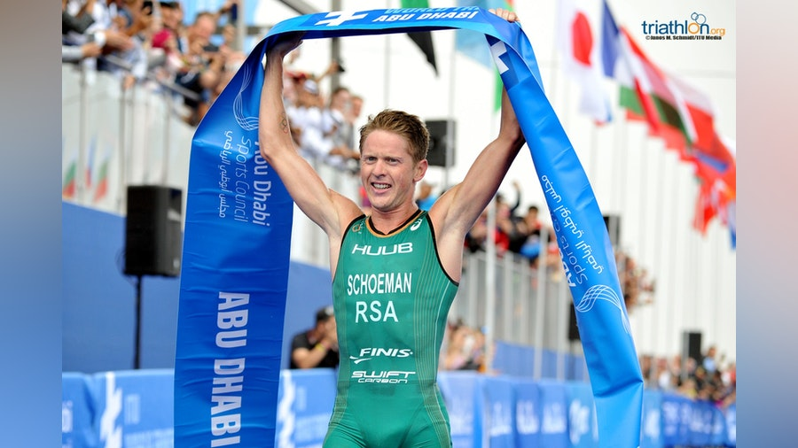 Henri Schoeman collects first gold of 2018 WTS season in Abu Dhabi