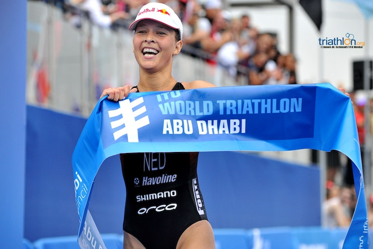 Rachel Klamer earns first-career WTS win in Abu Dhabi