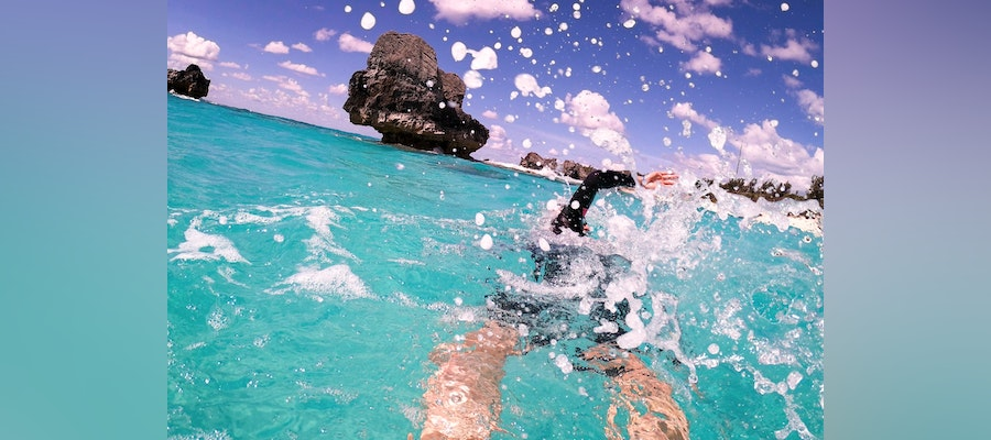 Flora Duffy welcomes best triathletes of the world to WTS Bermuda