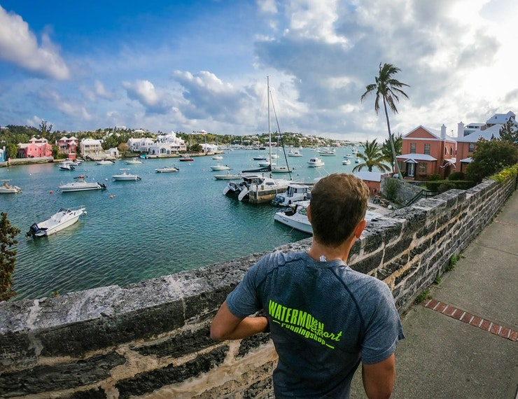 WTS Bermuda ready for the world's top elite triathletes