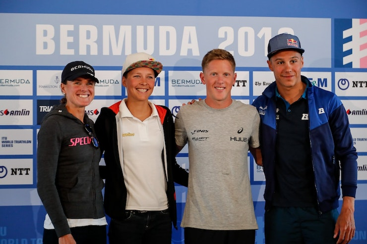 Athlete Chatter Ahead of #WTSBermuda