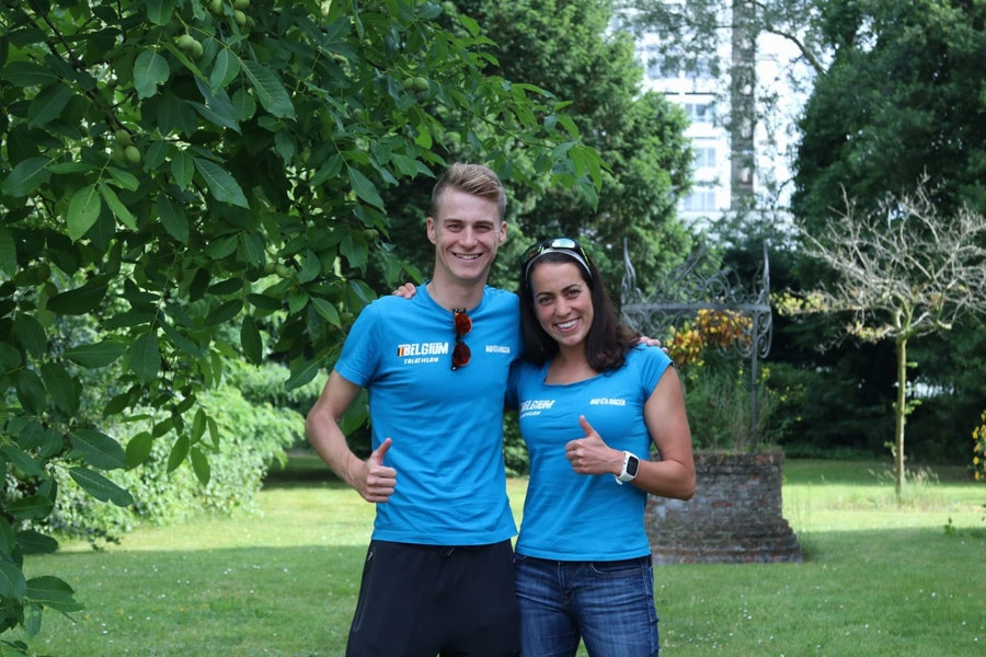 Athletes chatter ahead of Antwerp World Cup