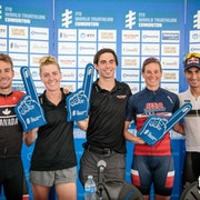Athlete chatter ahead of WTS Edmonton