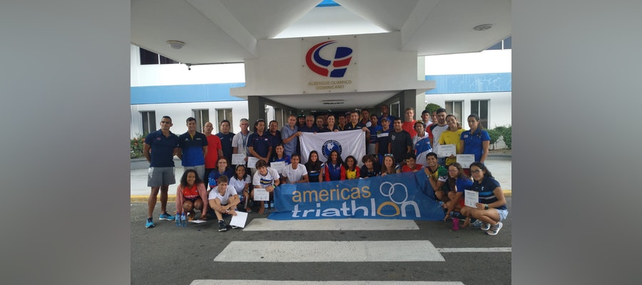 CAMTRI and Panam Sports invest in Americas' new triathlon talents