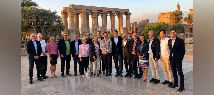 ITU's Executive Board meets in Luxor