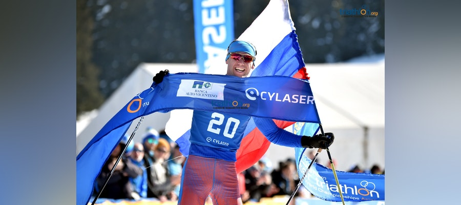 Russia again crowned Winter Triathlon World Champion