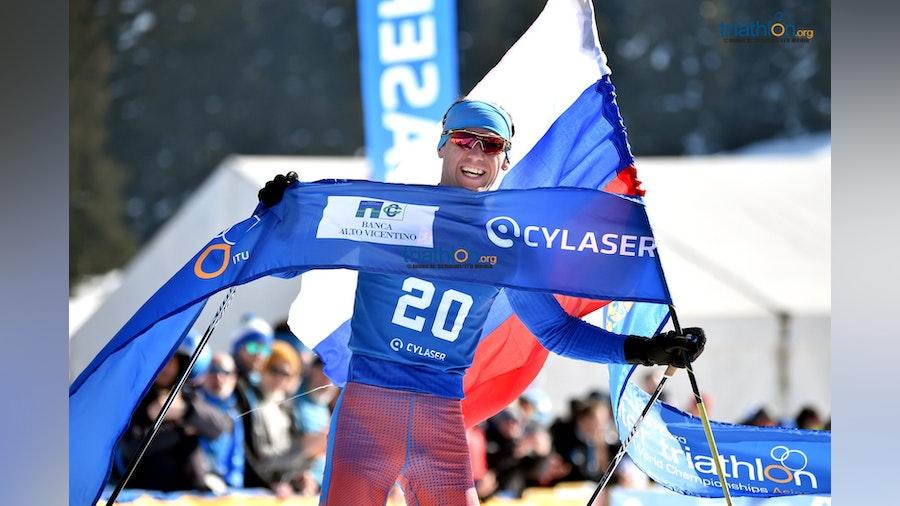 Russia again crowned Winter Triathlon World Champion
