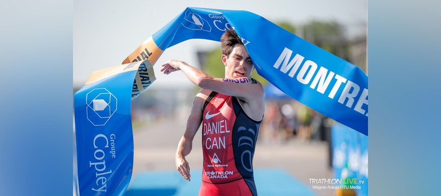 Stefan Daniel delights the home crowds with a victory in WPS Montreal