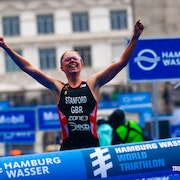 Non Stanford makes a statement in the road to Tokyo by claiming the victory in WTS Hamburg