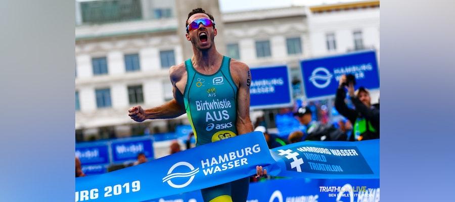 Jake Birtwhistle strikes again in WTS Hamburg
