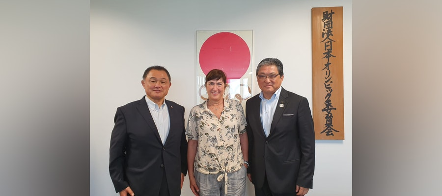 ITU President's Asia tour hits Japan ahead of Tokyo Test Event