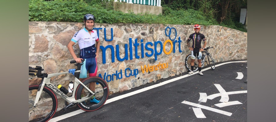 Wenzhou welcomes the first-ever edition of the ITU Multisport World Cup