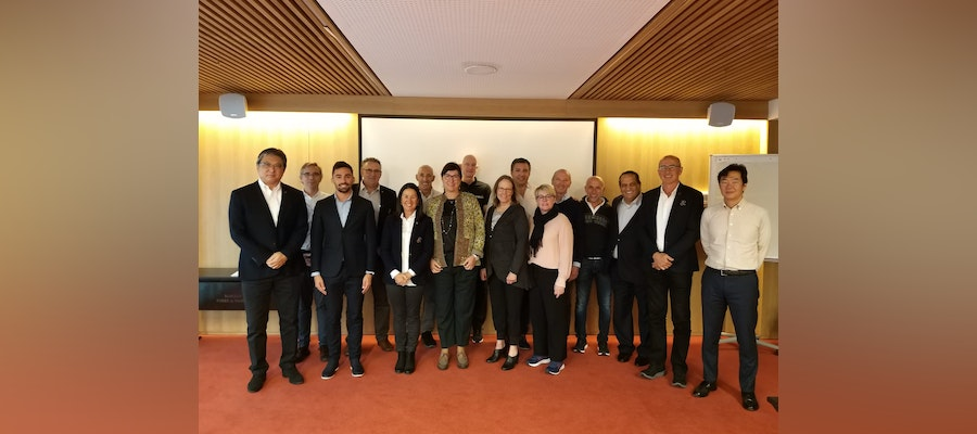 ITU Board meets in Madrid to prepare World Triathlon for the Olympic year