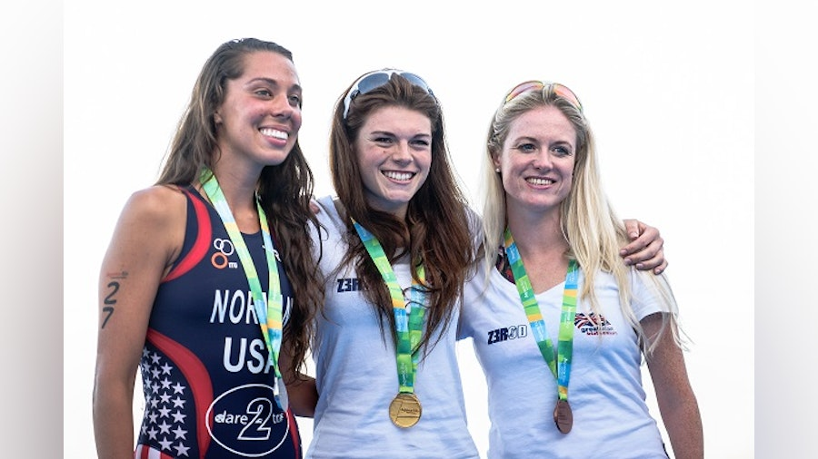 Paratriathlon women's Paralympic preview