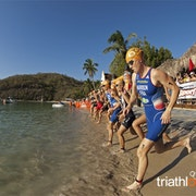 Japan's Ueda takes Mexico win at Huatulco ITU Triathlon World Cup