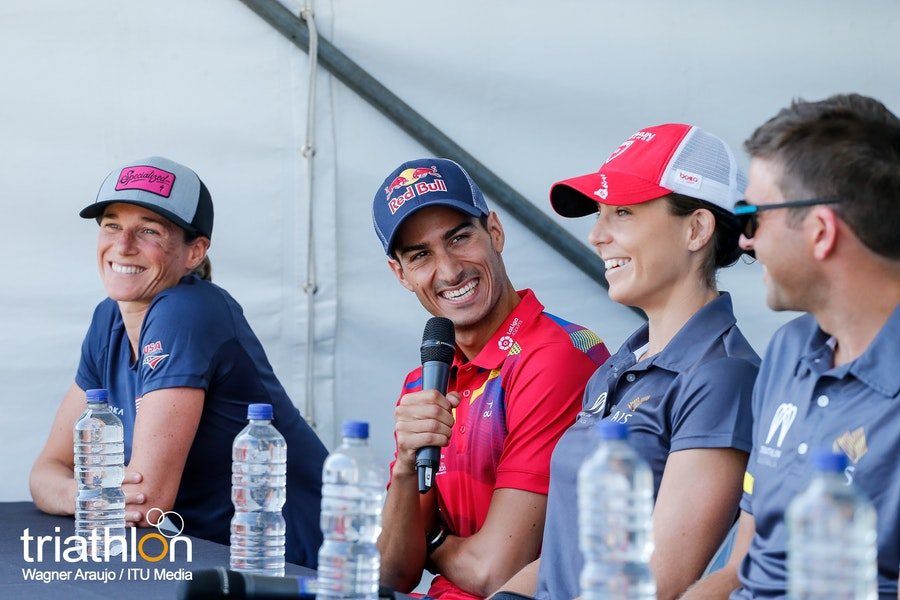 Athlete chatter ahead of 2018 #WTSGoldCoast
