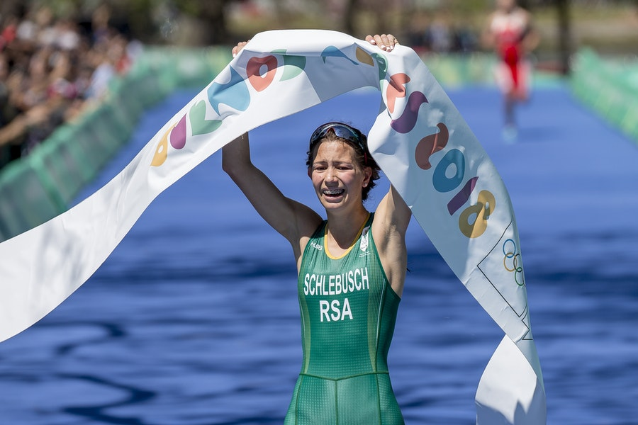 South African Amber Schlebusch is the 2018 Buenos Aires Youth Olympics champion