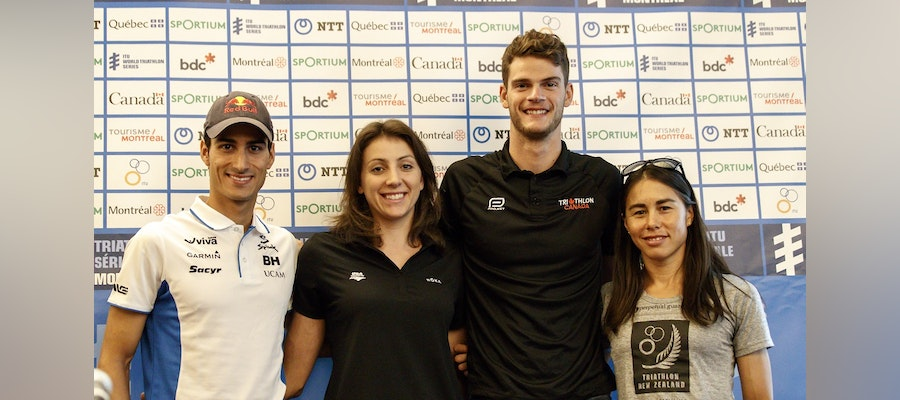 Chit chat from the #WTSMontreal Press Conference