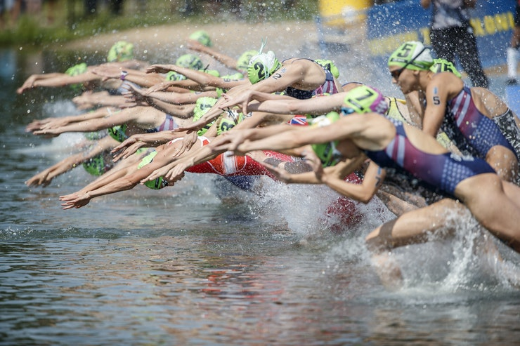 Zaferes ready to defend her lead in WTS Edmonton