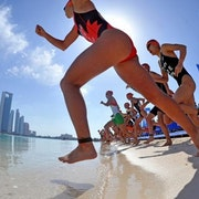 Strong Abu Dhabi field to open women's WTS season