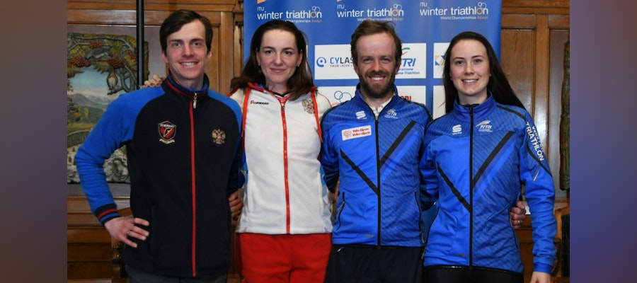 Winter Triathlon World Champs to be crowned for the second consecutive year in Asiago