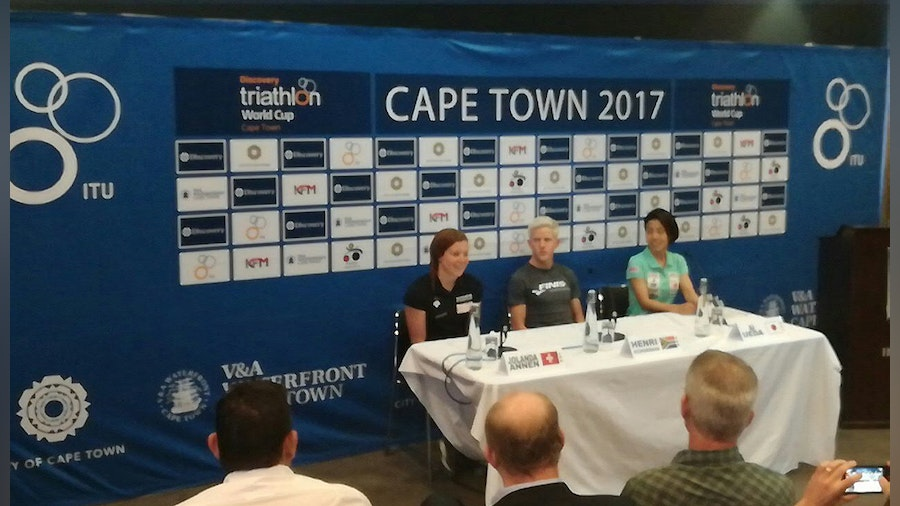 Athlete chatter ahead of #CapeTownWC