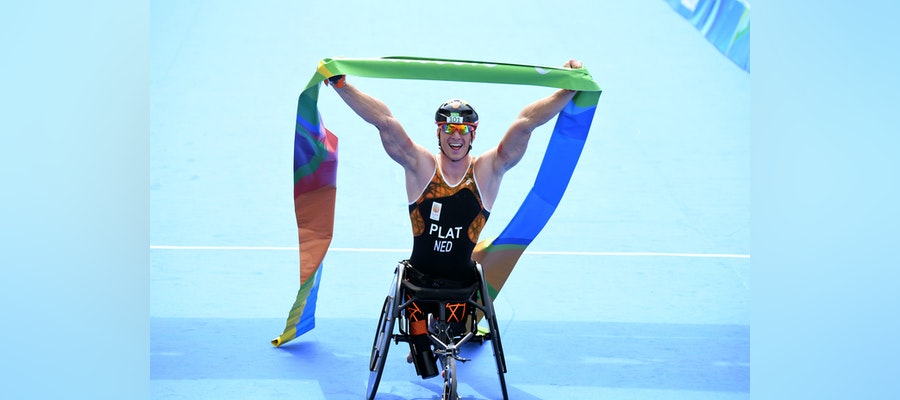 Paratriathlon will have four medal events per gender at the Tokyo 2020 Paralympic Games