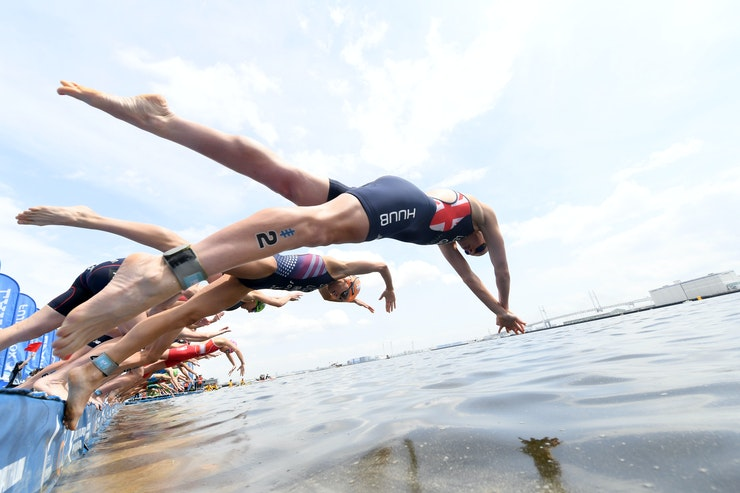 ITU announces the 2020 World Triathlon Series calendar