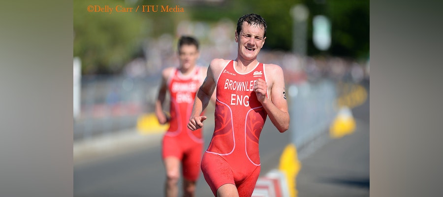 Brownlee's ready to shine again at the Commonwealth Games