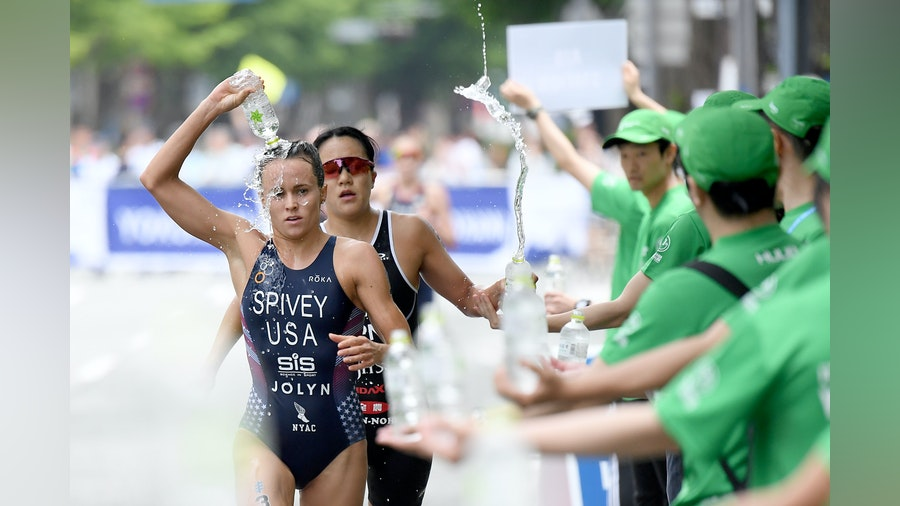 ITU and TOGOC implement measures to combat summer heat at Tokyo Olympic Test Event