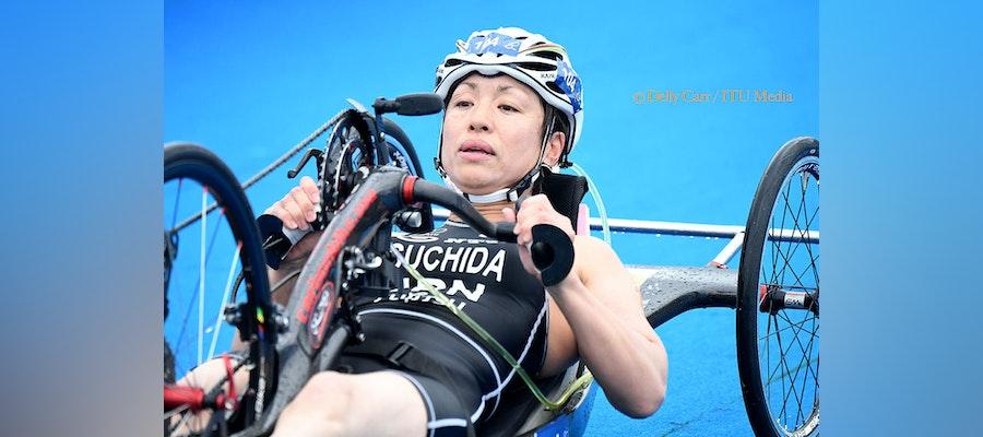 Wakako Tsuchida preps for Yokohama challenge
