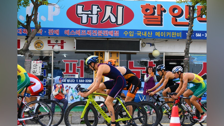 Tongyeong set to host penultimate World Cup sprint of 2017