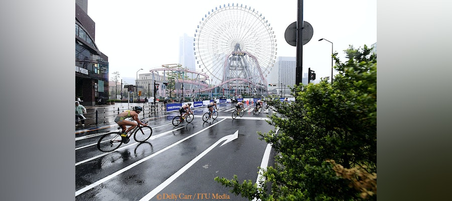The Japanese squad to battle Flora Duffy in Yokohama WTS