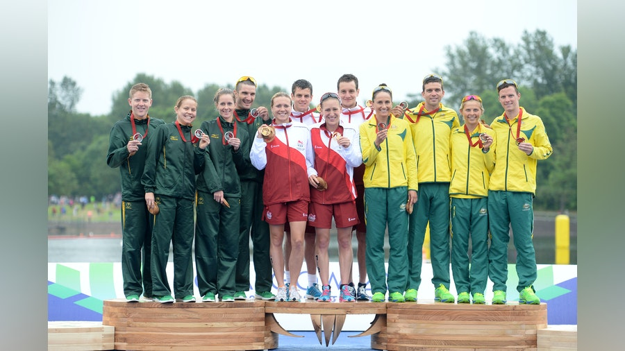 All you need to know about triathlon at the Commonwealth Games