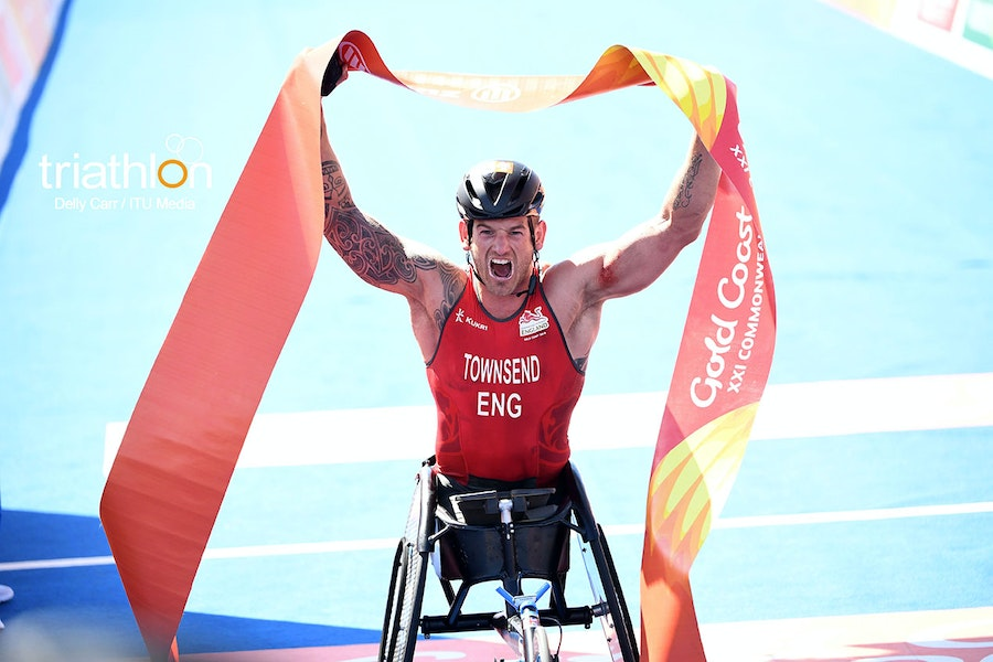 Big names feature at Eton Dorney ITU Paratriathlon World Cup