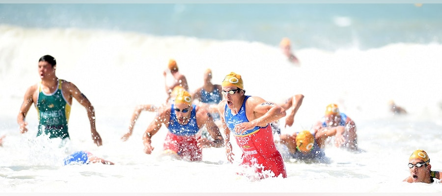World Cup racing continues in Mooloolaba