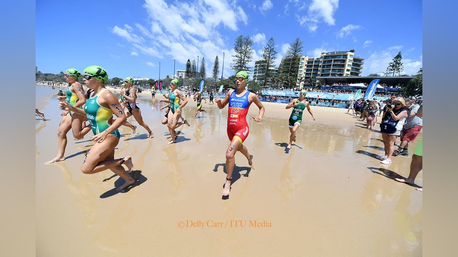 World Cup series travels to Australia for the 2018 Mooloolaba ITU World Cup