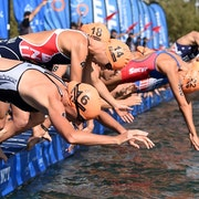 Women Ready to Sprint in Gold Coast