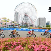 Zaferes going for a hat-trick in WTS Yokohama