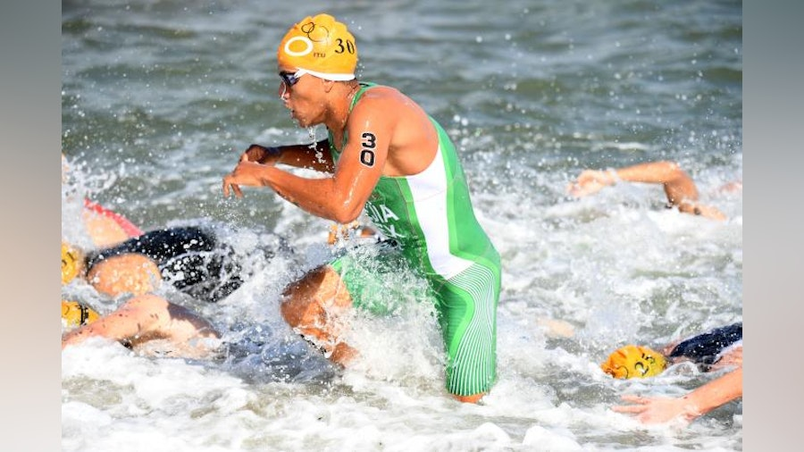 Mexican triathlete Eder Mejía suspended from competition for four years