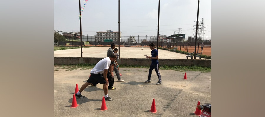ITU Development holds Level One Coaching Course in Kathmandu