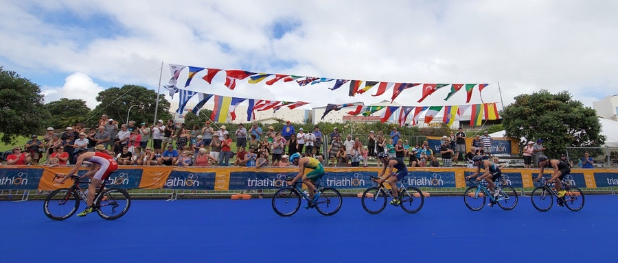 Stacked Start Lists Appearing for New Plymouth World Cup