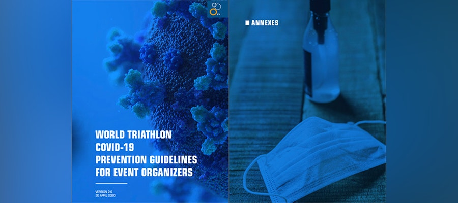 World Triathlon approves the COVID-19 Prevention Guidelines for Event Organisers