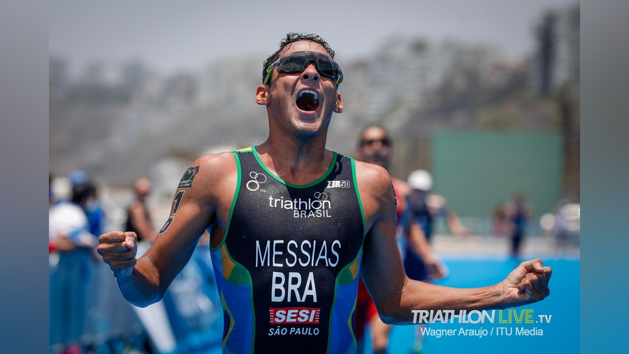 Manoel Messias rediscovers golden touch in Lima World Cup