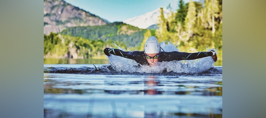 Age-Group triathlete Cassie De Pecol's fight for change through travel and triathlon